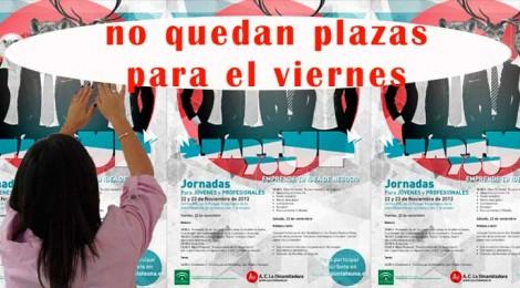"""Jornadas """"Start you up, emprende tu idea de negocio"""" 22 y 23 noviembre en Granada"""