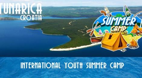 Campamento de verano para jóvenes Tunarica 2015