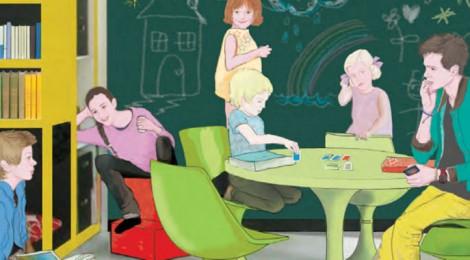 51 libros no sexistas y coeducativos para menores de 6 años