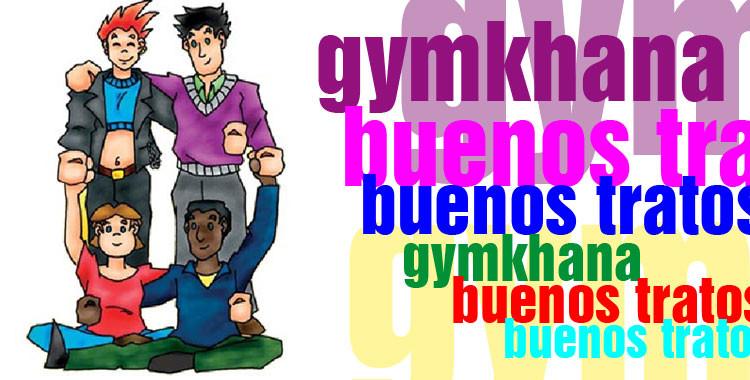 Gymkhana por los buenos tratos